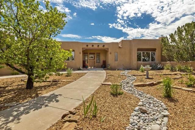 2 Cielo Encantado, Santa Fe, NM 87506 (MLS #202003446) :: The Desmond Hamilton Group
