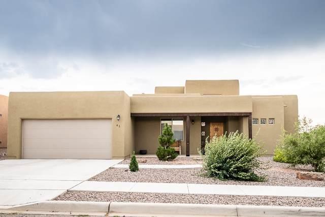 41 Caballo Viejo, Santa Fe, NM 87508 (MLS #202003469) :: The Very Best of Santa Fe