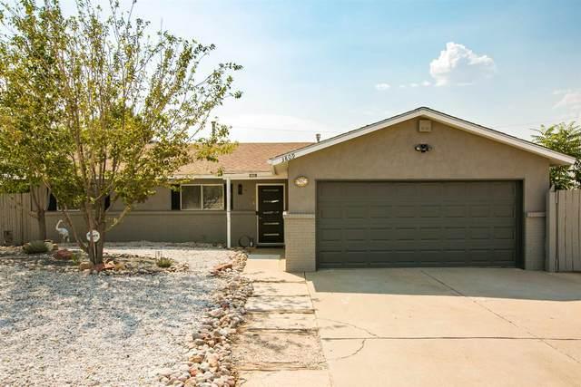 3809 Tulane Dr Ne, Albuquerque, NM 87107 (MLS #202003471) :: Summit Group Real Estate Professionals