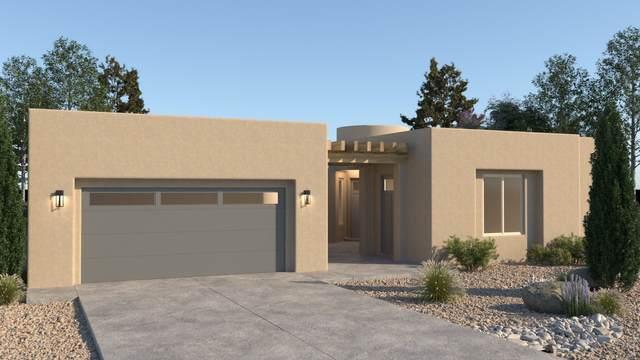 91 Confianza, White Rock, NM 87547 (MLS #202003487) :: Berkshire Hathaway HomeServices Santa Fe Real Estate