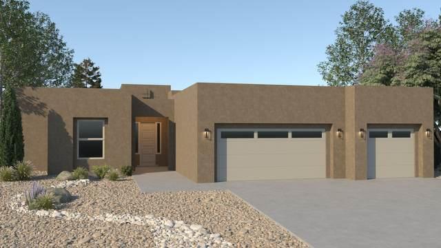 87 Confianza, White Rock, NM 87547 (MLS #202003488) :: Berkshire Hathaway HomeServices Santa Fe Real Estate