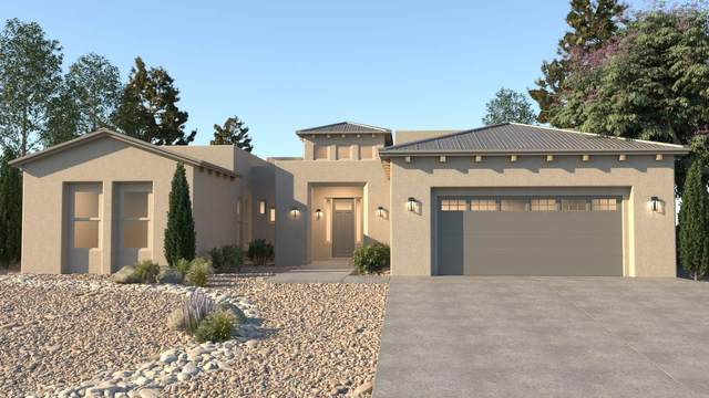 86 Confianza, White Rock, NM 87547 (MLS #202003489) :: Berkshire Hathaway HomeServices Santa Fe Real Estate