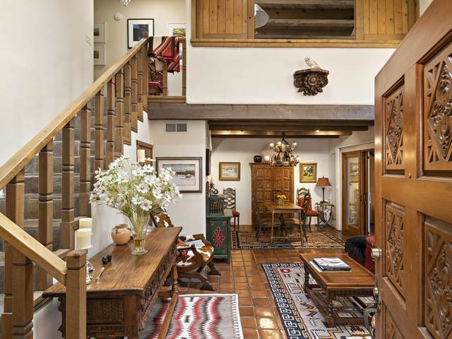 600-A Griffin Street, Santa Fe, NM 87501 (MLS #202003523) :: Summit Group Real Estate Professionals