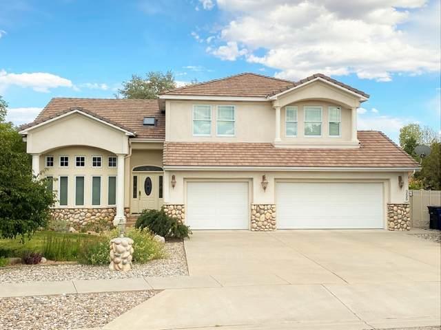 355 Aragon Ave, Los Alamos, NM 87547 (MLS #202003561) :: The Very Best of Santa Fe