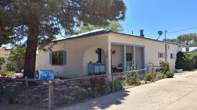 1602 E Jay Street #6, Santa Fe, NM 87505 (MLS #202003568) :: The Very Best of Santa Fe