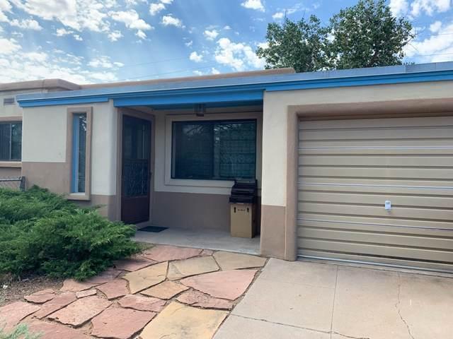 3324 Siringo Road, Santa Fe, NM 87507 (MLS #202003575) :: The Very Best of Santa Fe