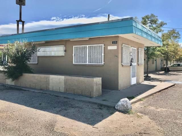 445 N Riverside, Espanola, NM 87532 (MLS #202003598) :: Berkshire Hathaway HomeServices Santa Fe Real Estate