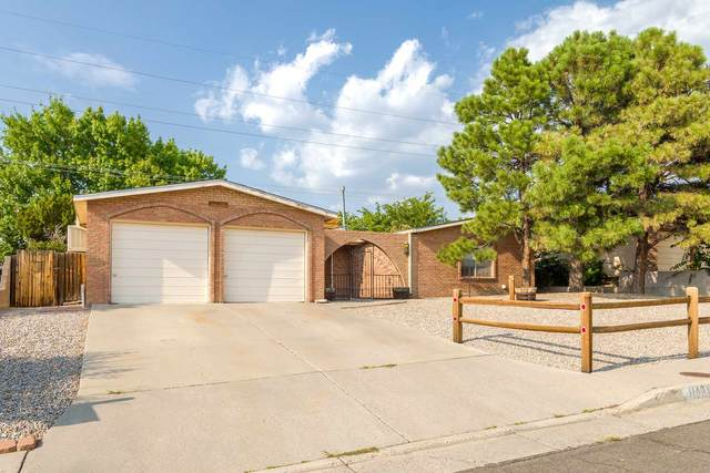 11809 Fulmer Dr, Albuquerque, NM 87111 (MLS #202003602) :: Berkshire Hathaway HomeServices Santa Fe Real Estate