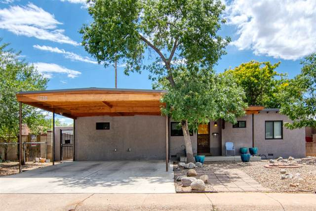 1938 San Ildefonso, Santa Fe, NM 87505 (MLS #202003603) :: The Very Best of Santa Fe