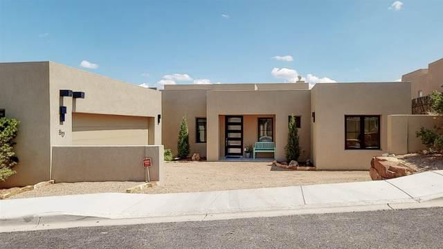 50 Centaurus Ranch Road, Santa Fe, NM 87507 (MLS #202003620) :: Stephanie Hamilton Real Estate
