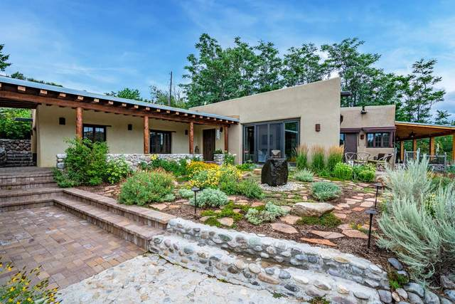56 & 58 Camino Chupadero, Santa Fe, NM 87506 (MLS #202003623) :: Summit Group Real Estate Professionals