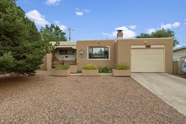 1603 Paseo De La Conquistadora, Santa Fe, NM 87501 (MLS #202003626) :: Berkshire Hathaway HomeServices Santa Fe Real Estate