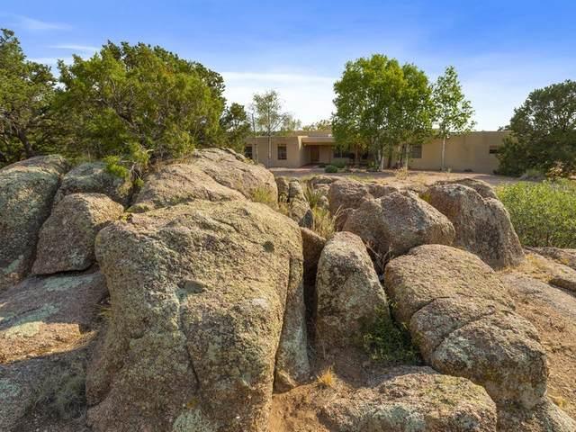 143 Vaquero, Santa Fe, NM 87508 (MLS #202003633) :: The Very Best of Santa Fe