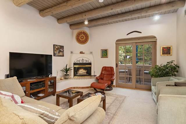 3101 Old Pecos Trail #219, Santa Fe, NM 87505 (MLS #202003635) :: Berkshire Hathaway HomeServices Santa Fe Real Estate