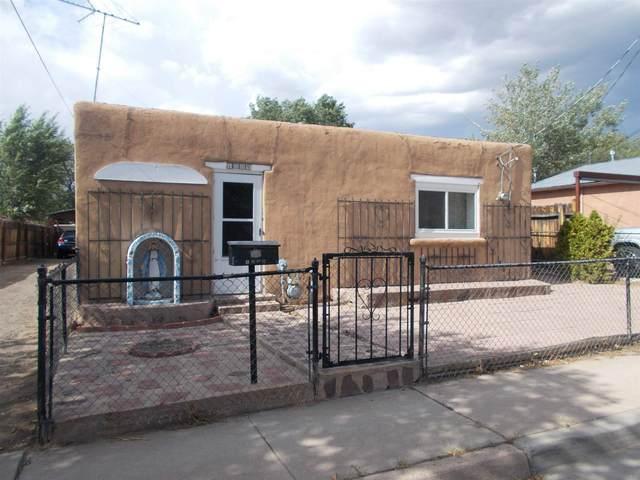 1009 Don Juan, Santa Fe, NM 87501 (MLS #202003644) :: Summit Group Real Estate Professionals