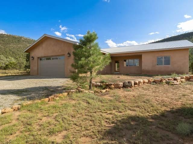72 State Road 34 - Lot 3-B-5, Rowe, NM 87504 (MLS #202003688) :: The Very Best of Santa Fe