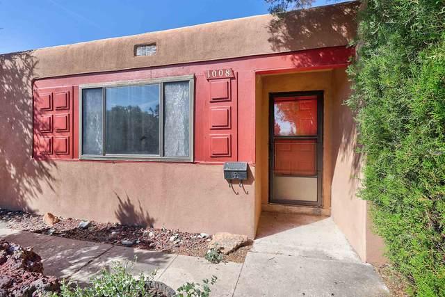 1008 Camino Consuelo, Santa Fe, NM 87507 (MLS #202003722) :: Berkshire Hathaway HomeServices Santa Fe Real Estate