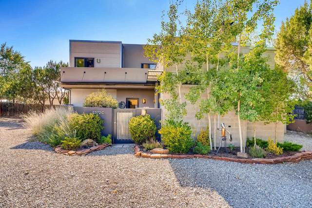 2372-C Camino Hualapai, Santa Fe, NM 87505 (MLS #202003729) :: Berkshire Hathaway HomeServices Santa Fe Real Estate