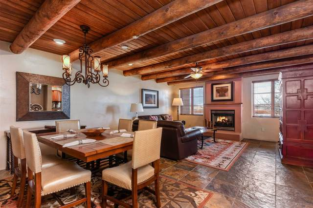 103 Catron Street, Santa Fe, NM 87501 (MLS #202003742) :: Summit Group Real Estate Professionals