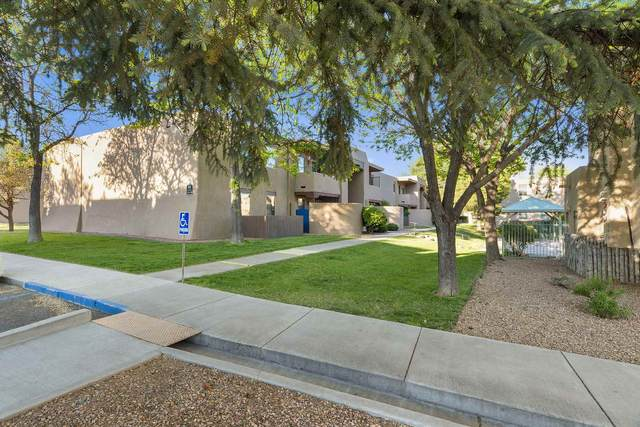 601 W San Mateo Unit 28 Building 4, Santa Fe, NM 87505 (MLS #202003748) :: The Very Best of Santa Fe