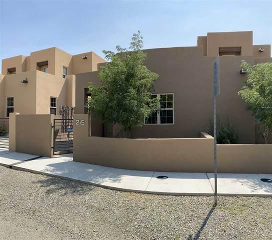 26 Oshara, Santa Fe, NM 87508 (MLS #202003753) :: The Very Best of Santa Fe