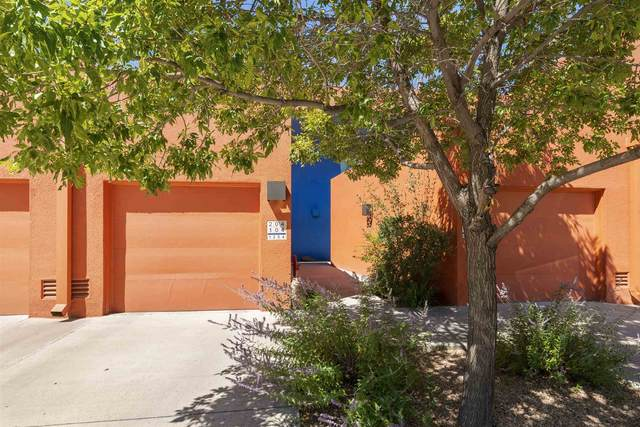 1254 Avenida Morelia Unit 105, Santa Fe, NM 87506 (MLS #202003756) :: Berkshire Hathaway HomeServices Santa Fe Real Estate