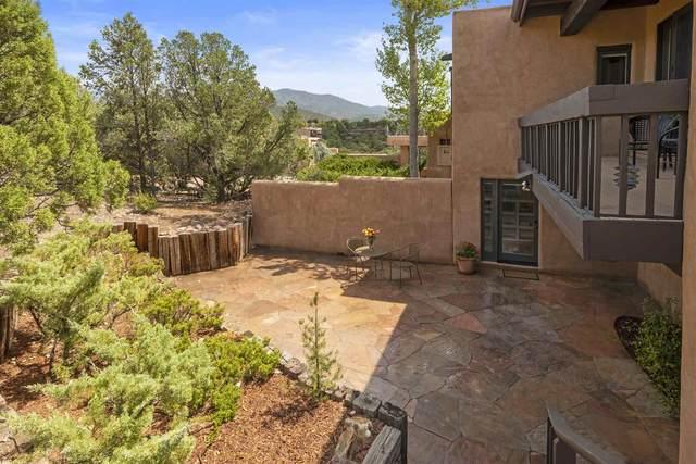 868 Camino Del Este, Santa Fe, NM 87501 (MLS #202003760) :: The Very Best of Santa Fe
