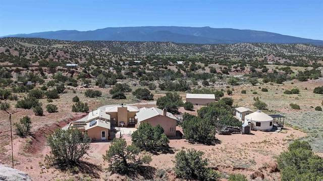 4601 Puertocito Rd, Sandia Park, NM 87047 (MLS #202003761) :: The Very Best of Santa Fe