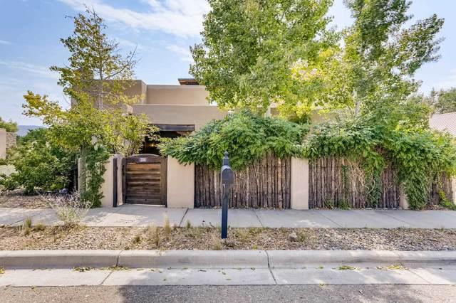250 Vuelta Roble, Santa Fe, NM 87501 (MLS #202003798) :: Berkshire Hathaway HomeServices Santa Fe Real Estate