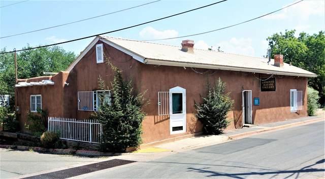 601 Canyon Road, Santa Fe, NM 87501 (MLS #202003805) :: Berkshire Hathaway HomeServices Santa Fe Real Estate