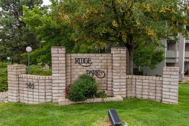 505 Oppenheimer Dr #319, Los Alamos, NM 87544 (MLS #202003814) :: Berkshire Hathaway HomeServices Santa Fe Real Estate