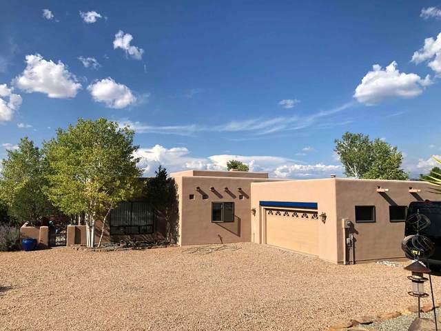 3 Vista Linda Grande, Santa Fe, NM 87506 (MLS #202003815) :: The Desmond Hamilton Group