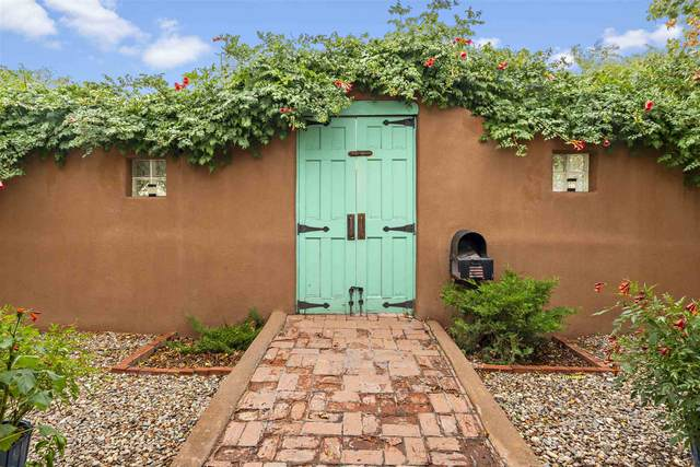 510 Saint Francis, Santa Fe, NM 87501 (MLS #202003818) :: Berkshire Hathaway HomeServices Santa Fe Real Estate