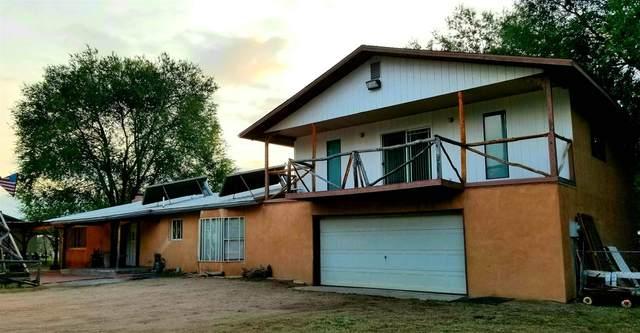 7 Calle Casitas, Santa Fe, NM 87506 (MLS #202003826) :: Summit Group Real Estate Professionals