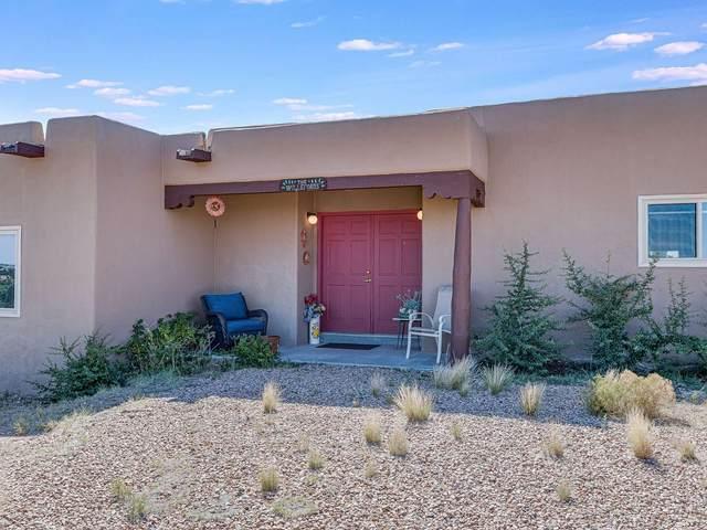 207 Sunrise, Santa Fe, NM 87507 (MLS #202003843) :: Summit Group Real Estate Professionals