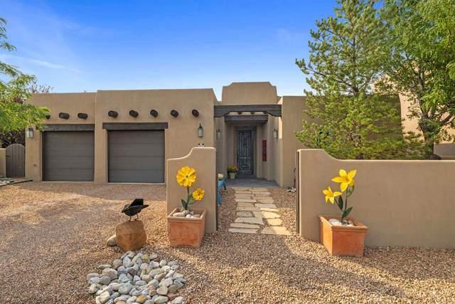 8 E East Avenida Sebastian, Santa Fe, NM 87506 (MLS #202003853) :: Summit Group Real Estate Professionals