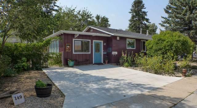 149 Manhattan Loop, Los Alamos, NM 87544 (MLS #202003857) :: Berkshire Hathaway HomeServices Santa Fe Real Estate