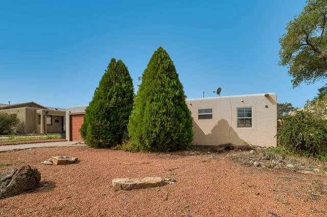 1308 Vitalia, Santa Fe, NM 87505 (MLS #202003858) :: Berkshire Hathaway HomeServices Santa Fe Real Estate