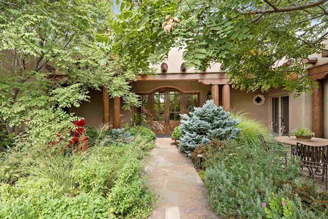 58 & 57 Honeysuckle Circle, Santa Fe, NM 87506 (MLS #202003867) :: The Very Best of Santa Fe