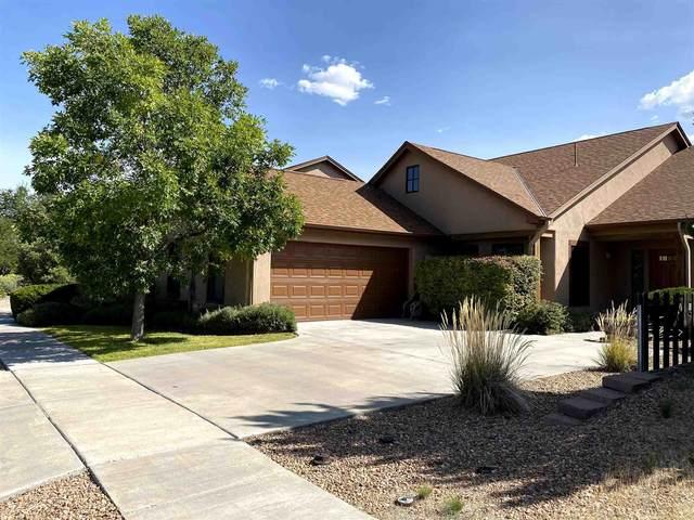 155 Bryce, Los Alamos, NM 87547 (MLS #202003889) :: The Very Best of Santa Fe