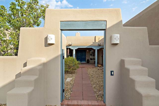 5 A Del Charro Road, Lamy, NM 87540 (MLS #202003894) :: The Very Best of Santa Fe