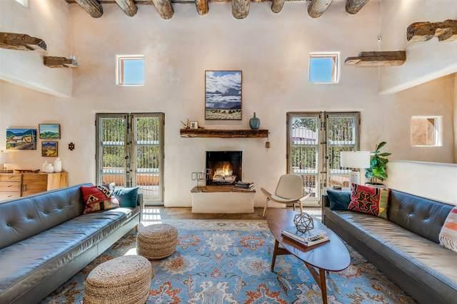 31 Montoya Circle, Santa Fe, NM 87501 (MLS #202003898) :: Summit Group Real Estate Professionals