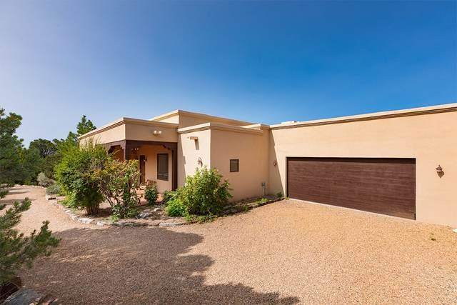 1100 Piedra Rondo, Santa Fe, NM 87501 (MLS #202003899) :: Summit Group Real Estate Professionals