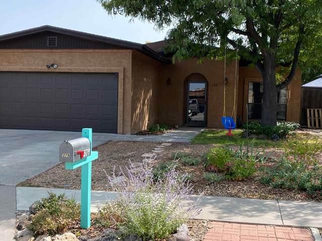 379 Ridgecrest Ave, Los Alamos, NM 87547 (MLS #202003901) :: The Very Best of Santa Fe
