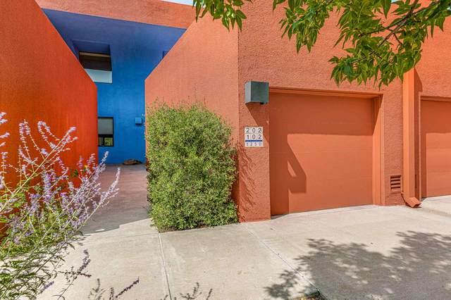 1250 Avenida Morelia #102, Santa Fe, NM 87506 (MLS #202003913) :: Berkshire Hathaway HomeServices Santa Fe Real Estate