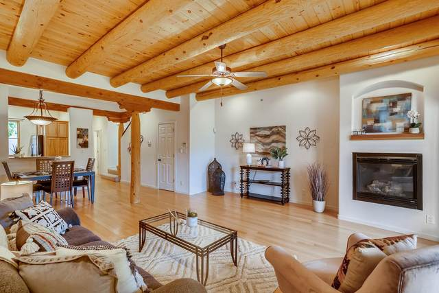 601 W San Mateo Unit 198 Buildi, Santa Fe, NM 87505 (MLS #202003921) :: The Desmond Hamilton Group