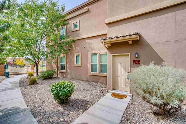 4349 Santo Domingo C, Santa Fe, NM 87507 (MLS #202003923) :: The Desmond Hamilton Group