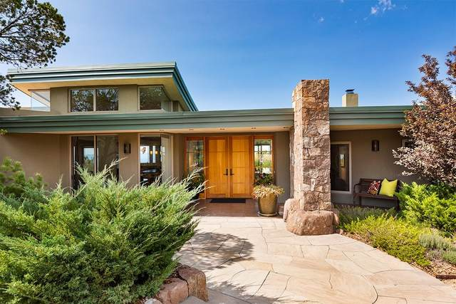 11 Juan De Gabaldon Trail, Santa Fe, NM 87506 (MLS #202003935) :: The Very Best of Santa Fe