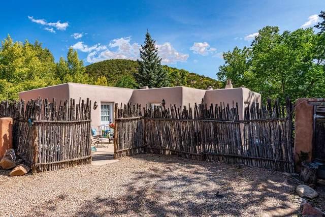 1321 1/2 Cerro Gordo, Santa Fe, NM 87501 (MLS #202003942) :: Stephanie Hamilton Real Estate