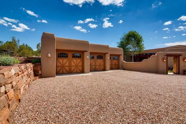 32 Blazing Star, Santa Fe, NM 87506 (MLS #202003964) :: The Desmond Hamilton Group